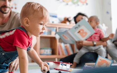 Petite Enfance : 30 000 nouvelles places en crèche d'ici 2022