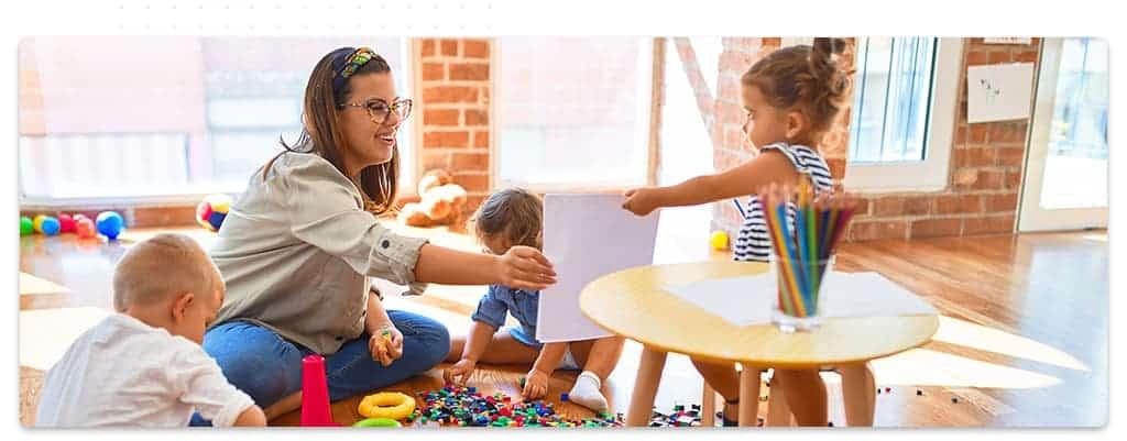 comment travailler avec les enfants